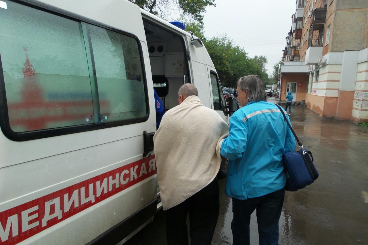На Уралмаше потерялся полуголый азербайджанец с амнезией
