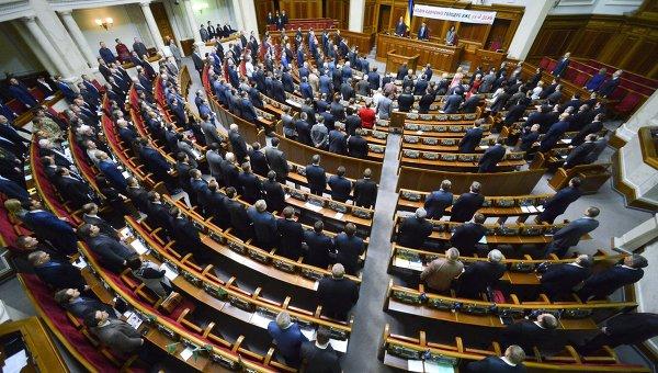 На Украине предложили сажать за «неприятие» власти