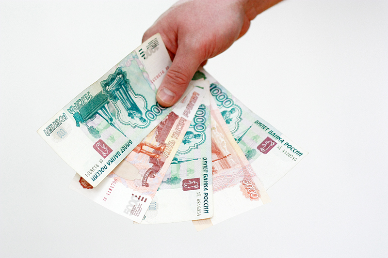 Зарплаты бюджетников заморозят на три года