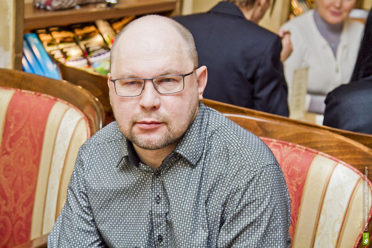 Алексей Иванов расскажет о героях книги «Ёбург»: судьбы бандитов и политические войны