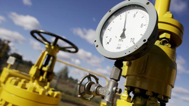 Украина согласилась на предоплату российского газа