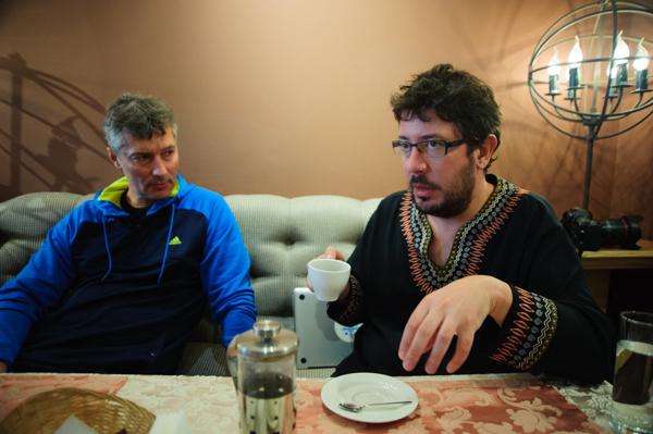 Лебедев готов к Екатеринбургу. Готов ли Екатеринбург к Лебедеву?