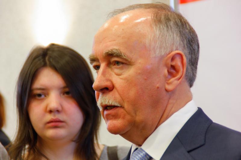 Глава ФСКН поблагодарил фонд «Город без наркотиков»