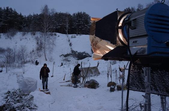 Телеканал «Россия» воссоздал на Уктусе перевал Дятлова