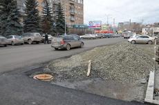 Липович велел переделать асфальт на Заводской и не платить бракоделам
