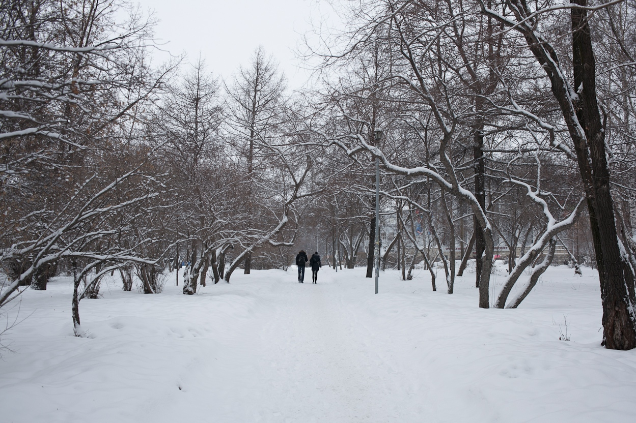 Нагрянут морозы: на выходных в Екатеринбурге резко похолодает