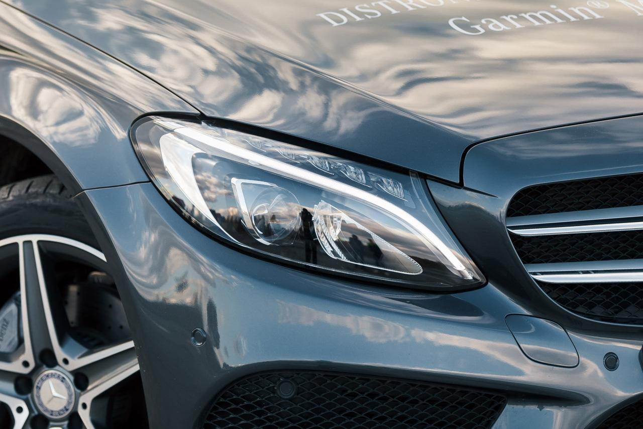 Совсем большой стал: привыкаем к новой ипостаси Mercedes-Benz C-класса