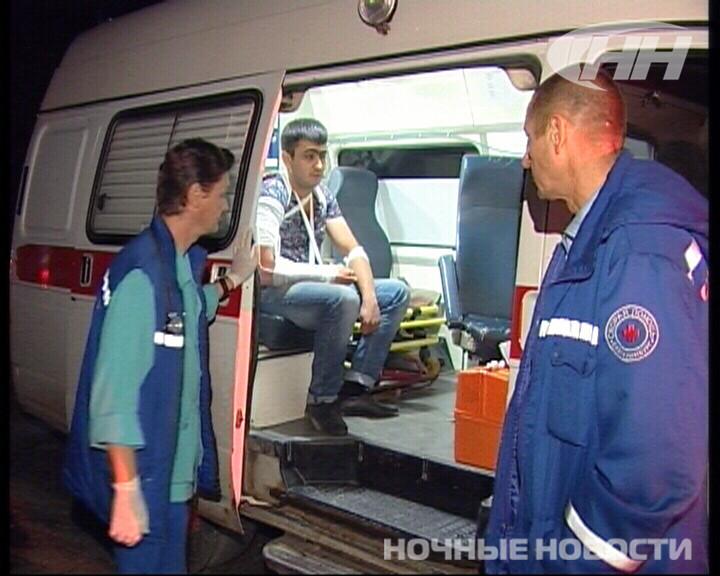Полицейские погнались за нарушителем и врезались в «Газель»