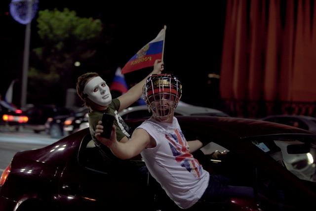 Итоги фотоконкурса: читатели 66.ru выбрали «Ночь победы»