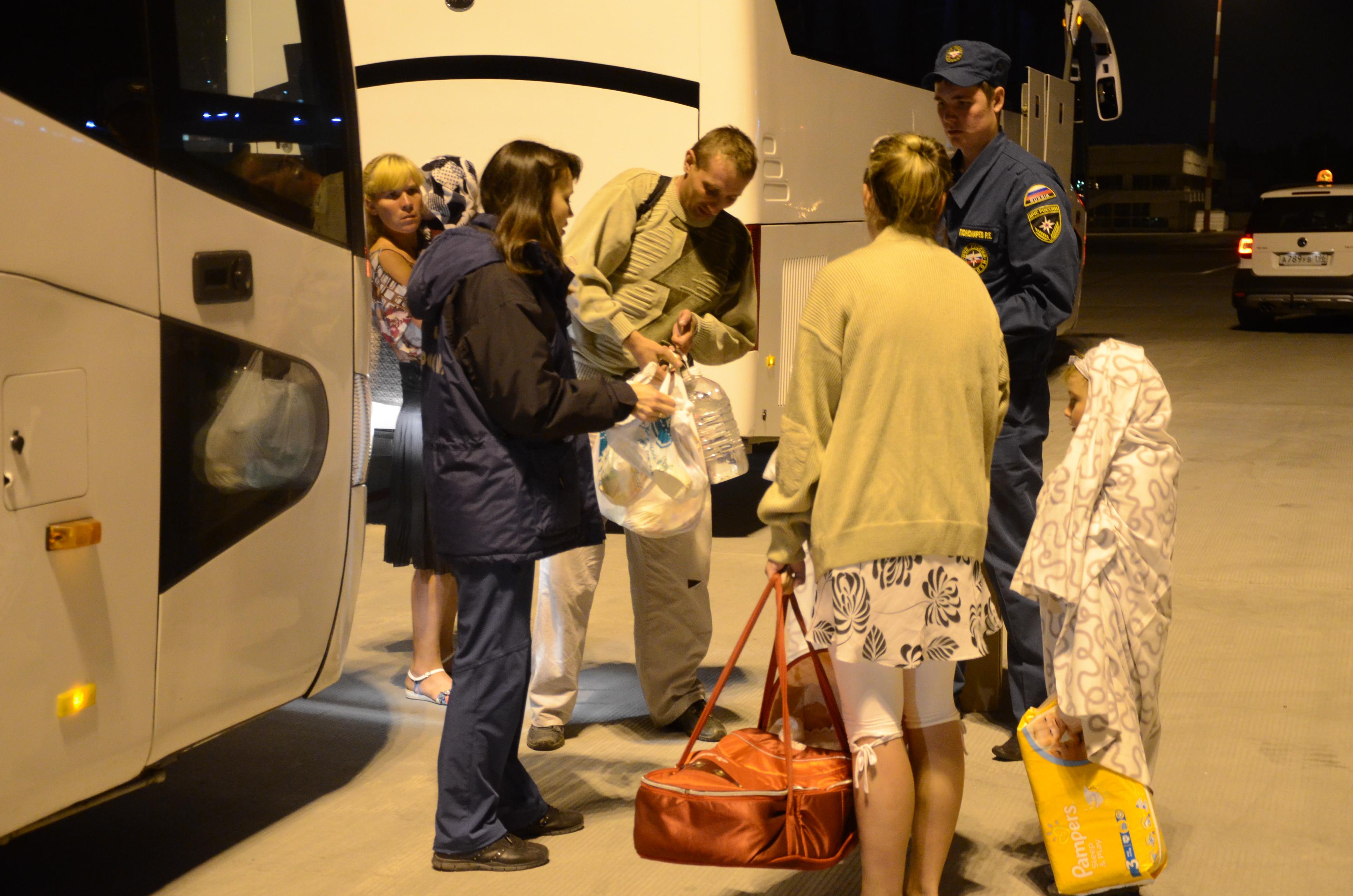 Свердловская область получит 24,7 млн рублей на содержание украинских беженцев