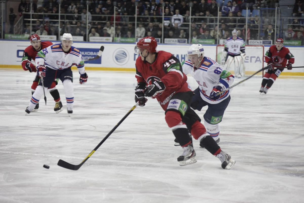 В Екатеринбурге возведут крупный хоккейный комплекс