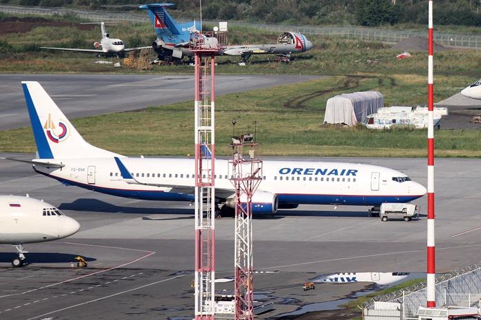 «Оренбургские авиалинии» передумали летать из Екатеринбурга в США