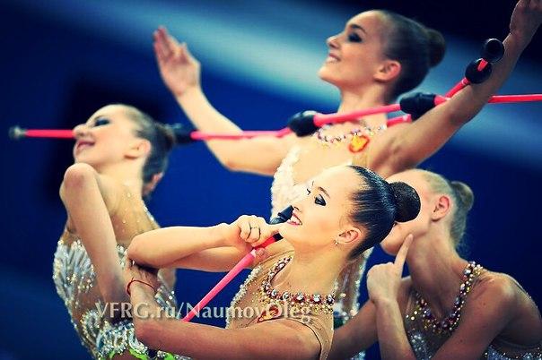 Екатеринбургская гимнастка завоевала золото на чемпионате мира