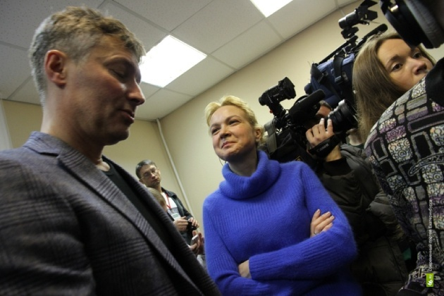 Евгений Ройзман признал двойняшек Аксаны Пановой