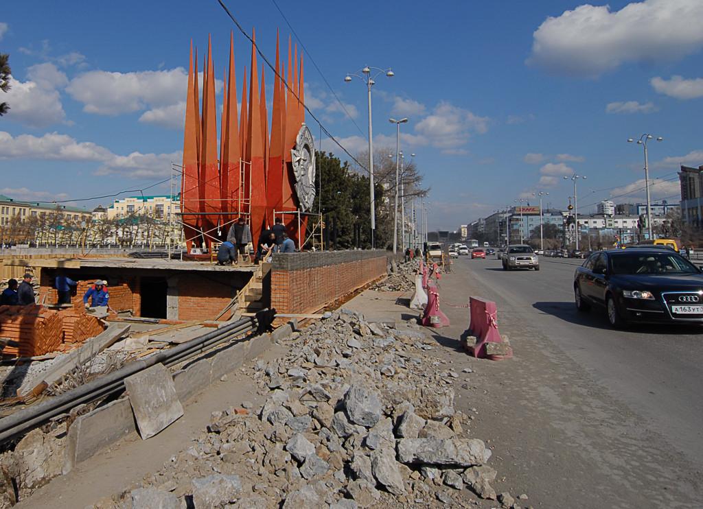 Городские власти пообещали новые скамейки и урны