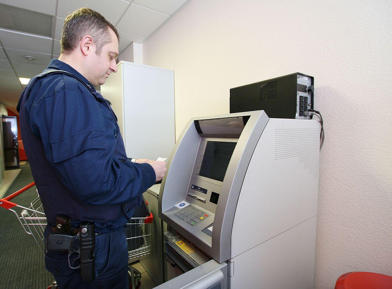 Екатеринбургские банкиры боятся умных и экономных банкоматов