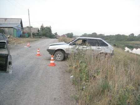За сутки шестеро детей пострадали на дорогах Свердловской области