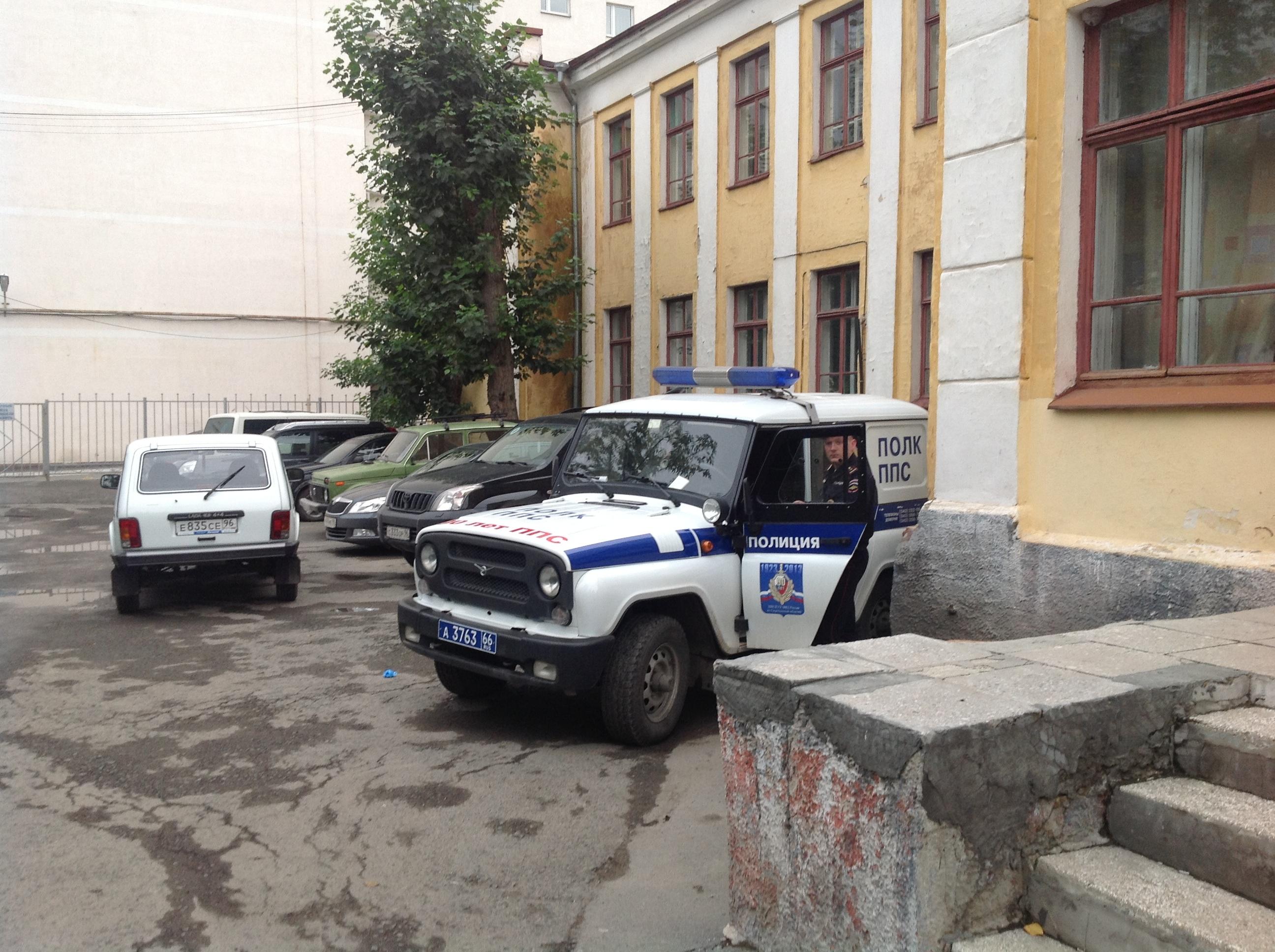 На избирательном участке в Екатеринбурге скончалась женщина