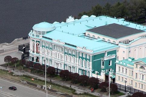 Реставраторы Дома Севастьянова получат премию Татищева и де Геннина