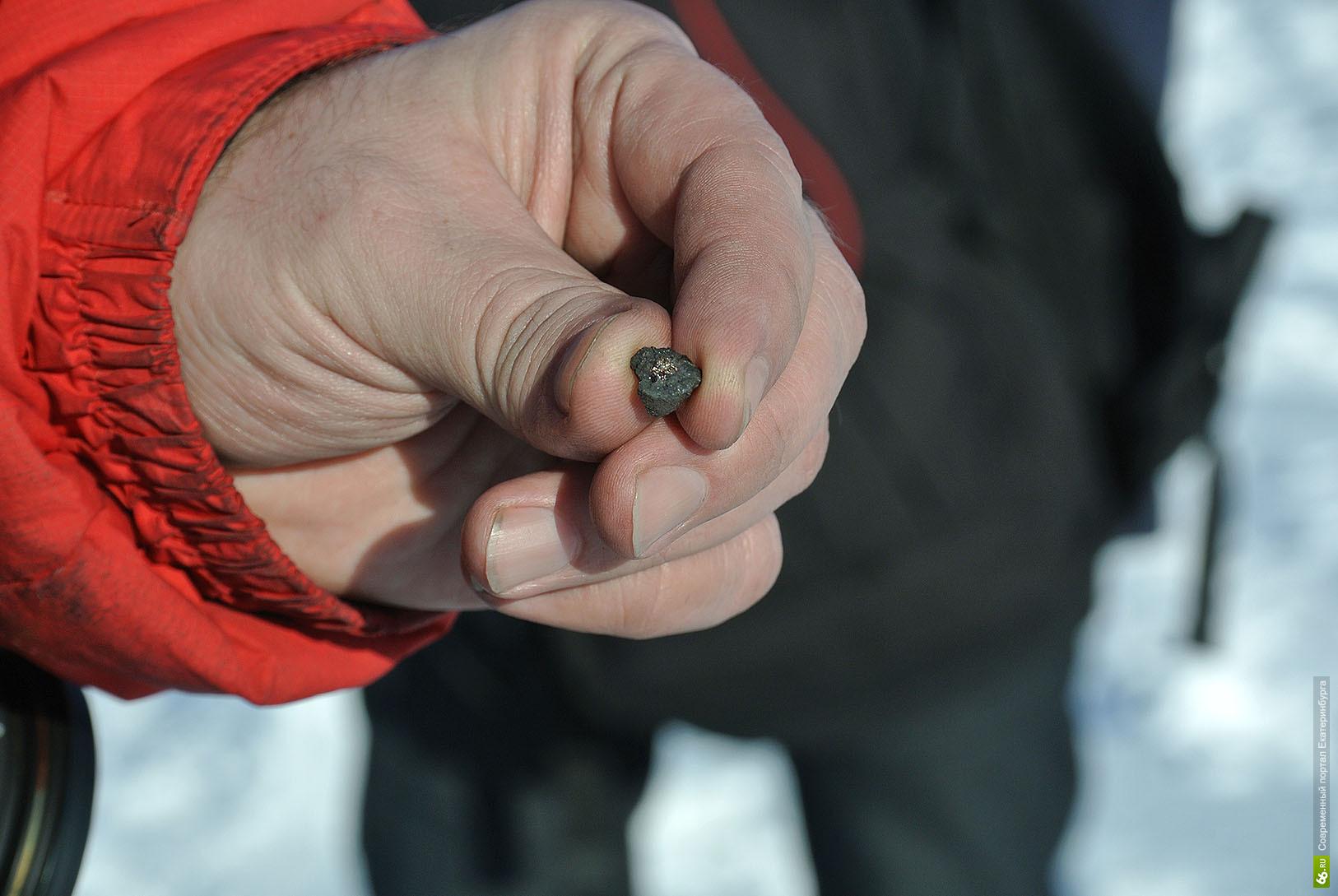 Чебаркульскому метеориту придумали официальное название