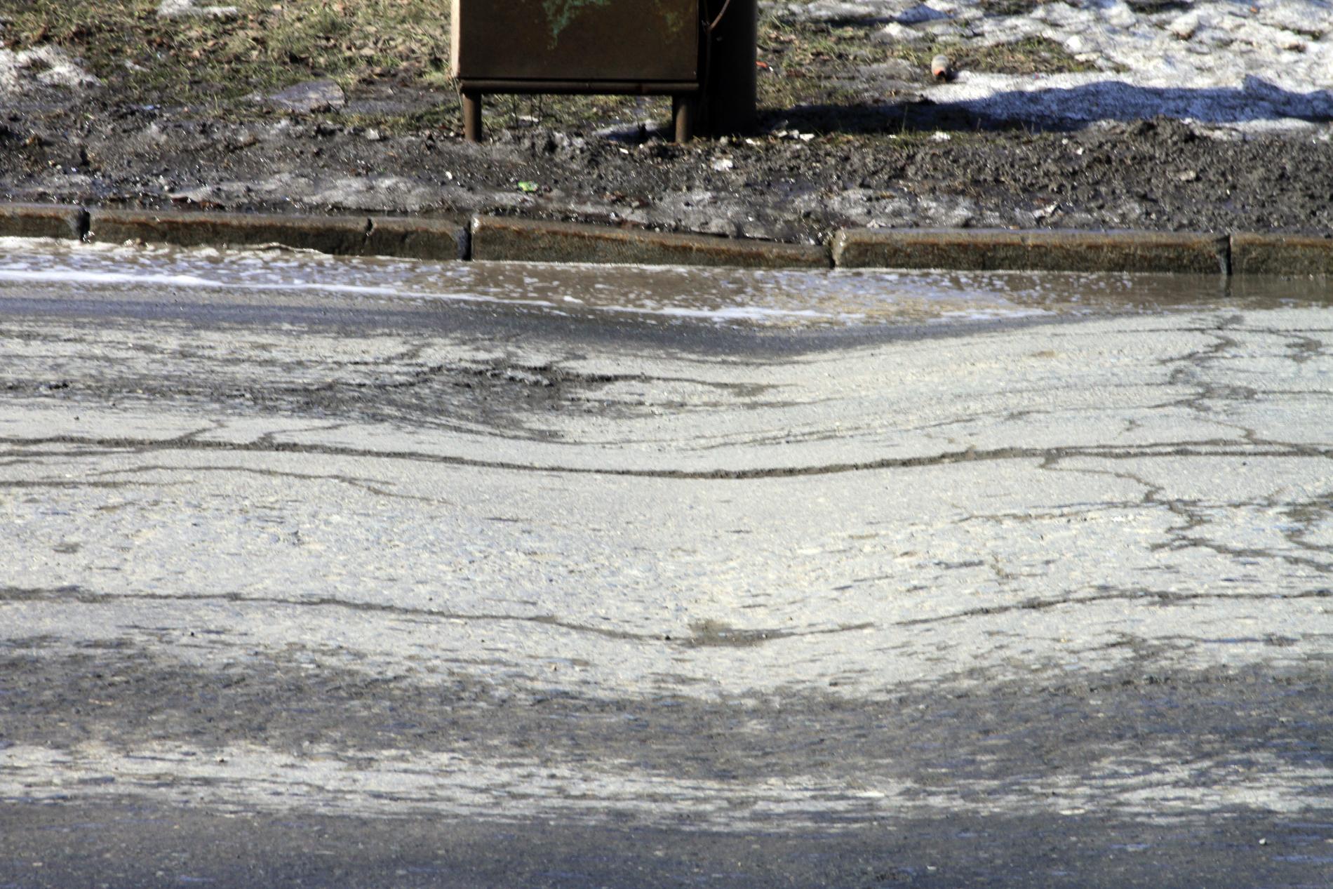 В Челябинск — ни ногой: трасса на ремонте