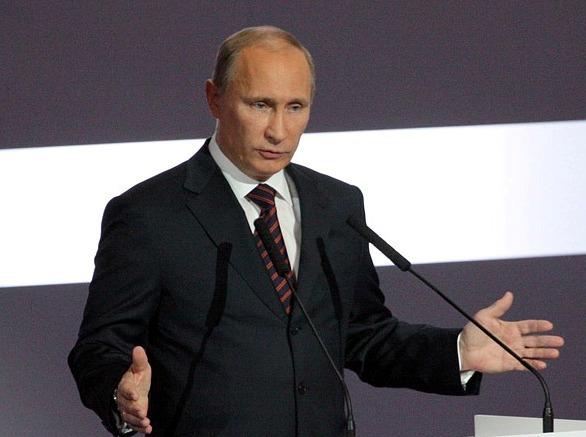 Путин ждет, когда полиция поймает за руку коррупционеров из «Газпрома»