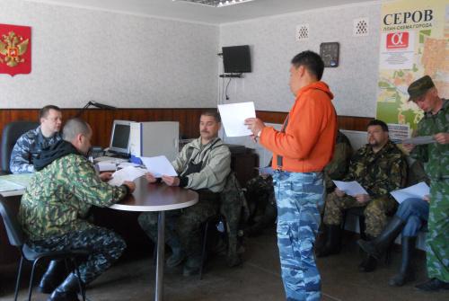 Свердловский главк выслал еще 100 полицейских на поиски Ан-2