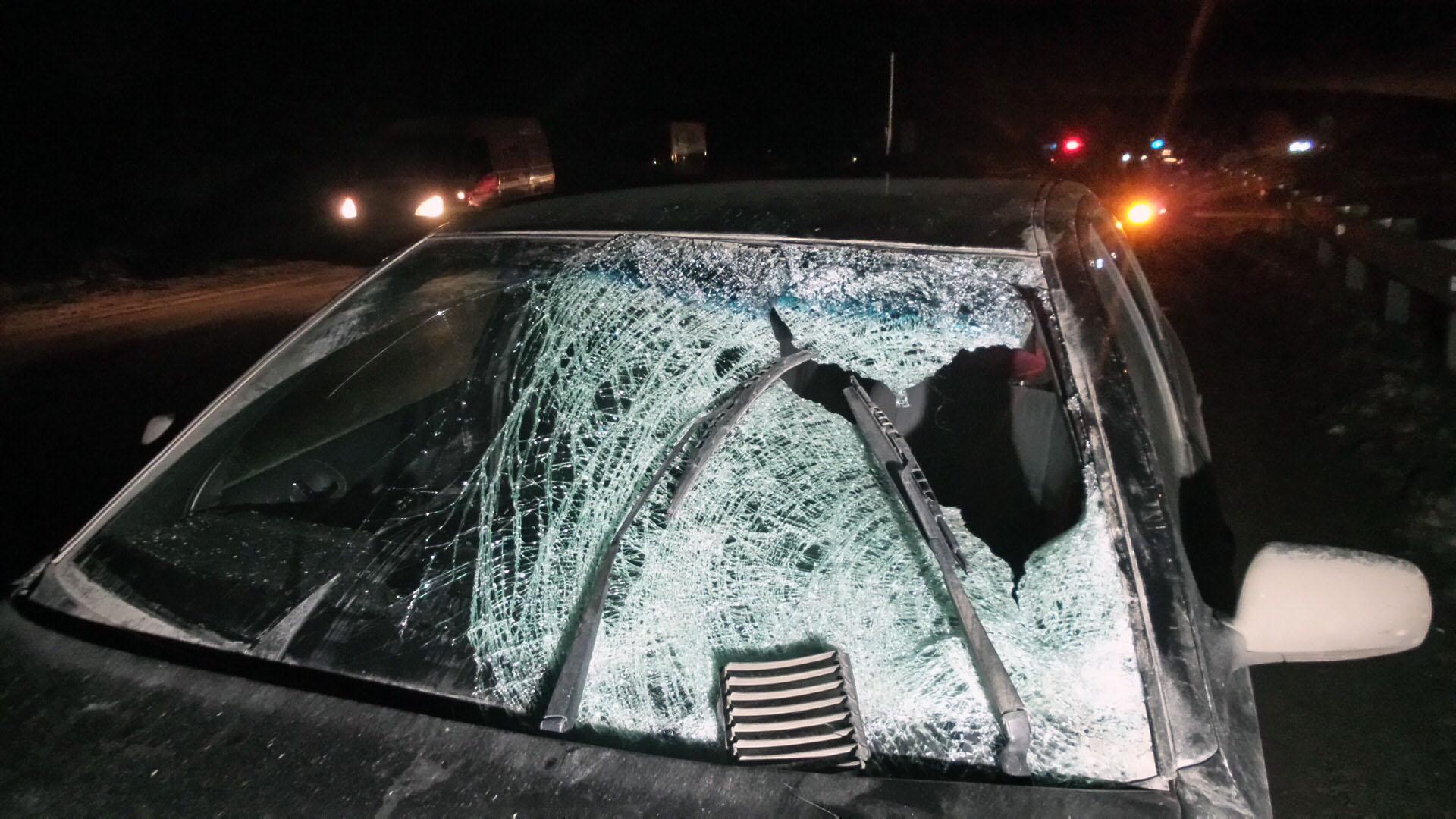 На Челябинском тракте женщина погибла под колесами иномарки
