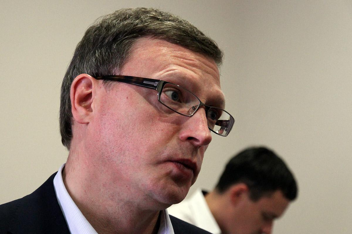 Александр Бурков: «Выборы такие же грязные, как и вся кампания»