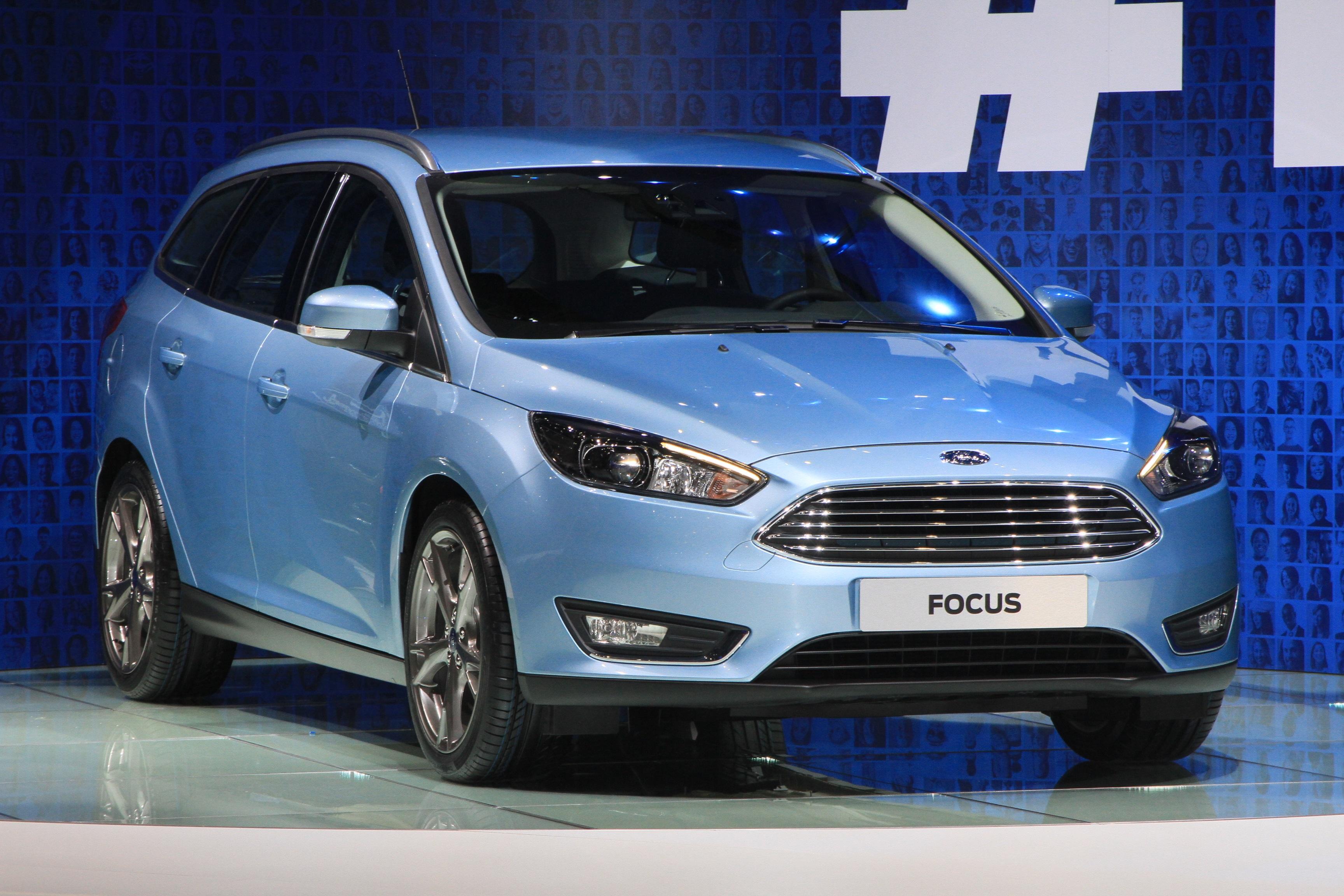«Астон Мартин» для бедных: Ford сделал рестайлинг «Фокусу»