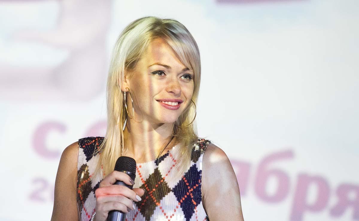 Анна Хилькевич, «главная блондинка» «Универа»: о женщинах, кино и политике