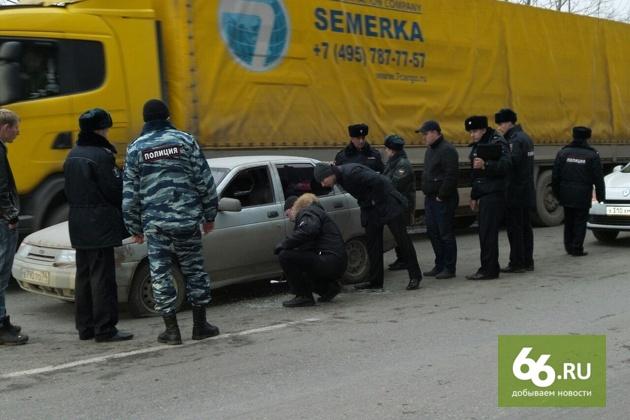 «Это были свои, с Таганки»: ограбленный на ЕКАД предприниматель ищет очевидцев