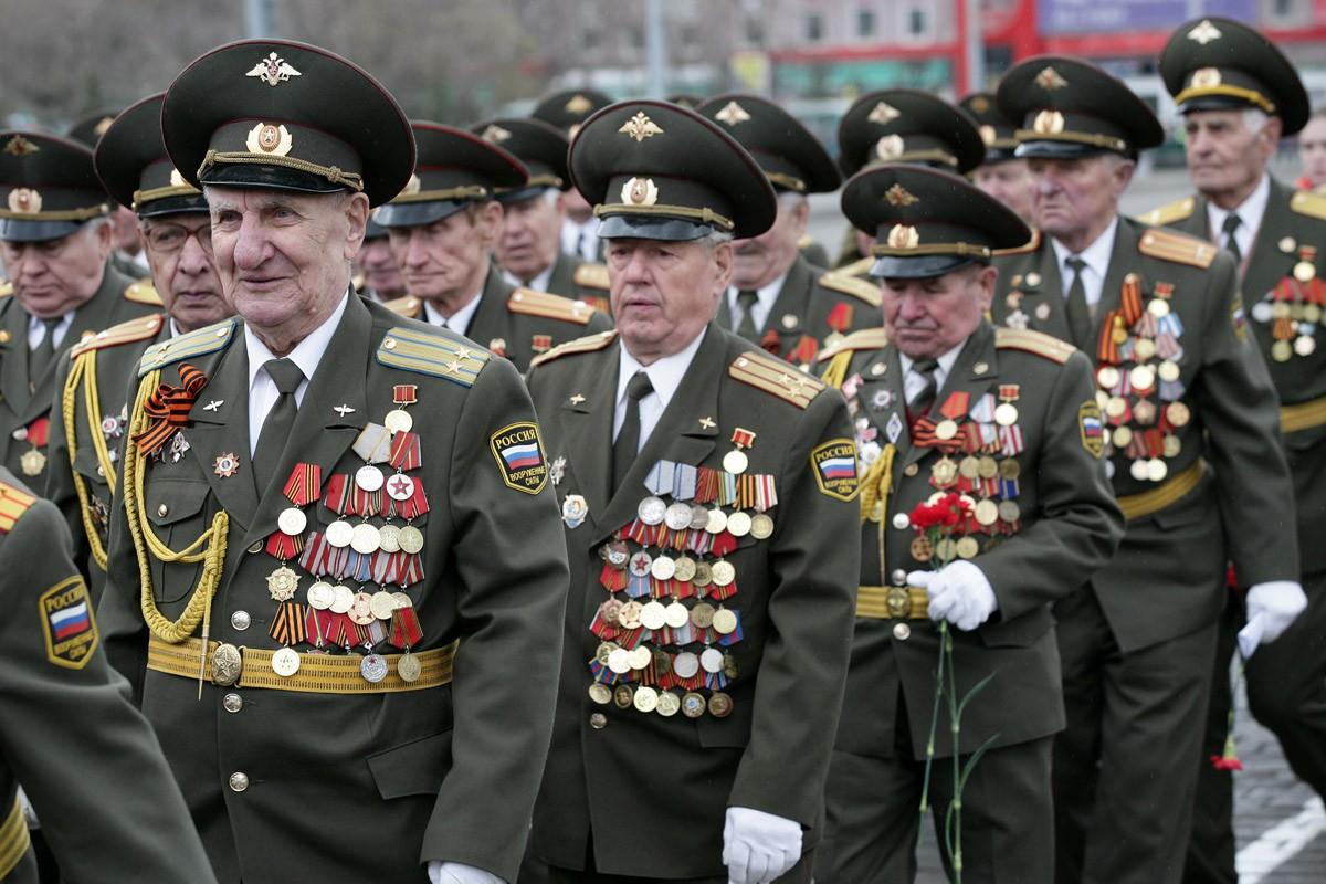 На жилье ветеранам ВОВ в 2015 году выделят 22,5 млрд рублей