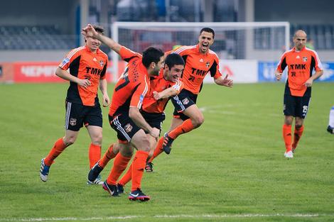 Одно очко до Премьер-лиги: «Урал» с минимальным счетом обыграл «Балтику»