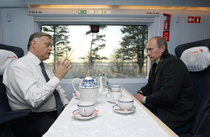 Владимира Якунина все-таки переназначили главой РЖД