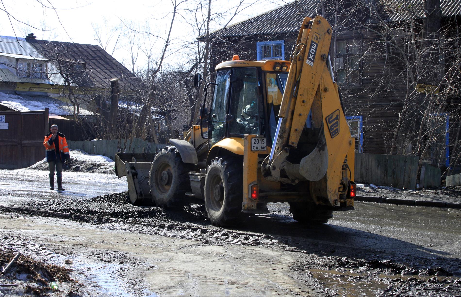Дороги на замке: список перекрытых для ремонта улиц