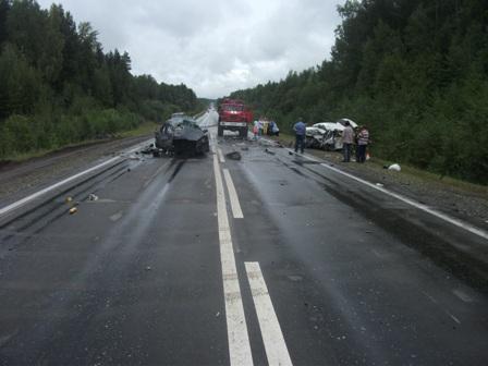 ДТП на Серовском тракте, в котором погибли 7 человек, займется Пономарев