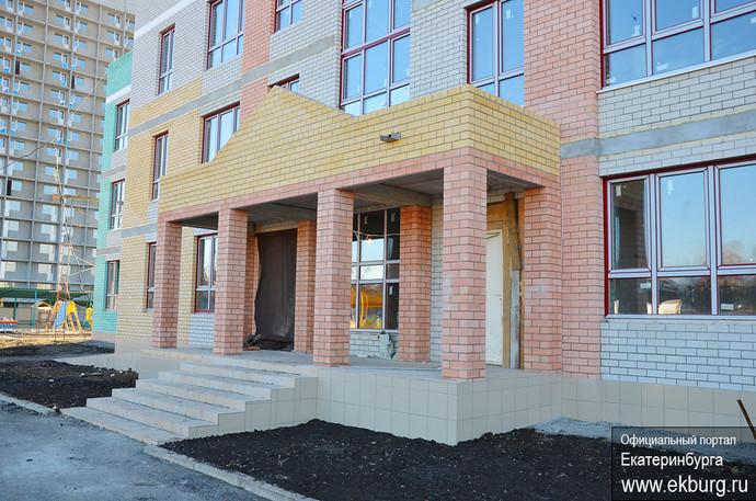 К концу года в Екатеринбурге откроются два новых детских сада