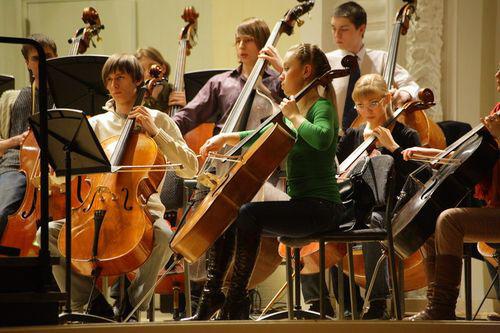 На Берлин! Филармония собрала деньги для молодых музыкантов