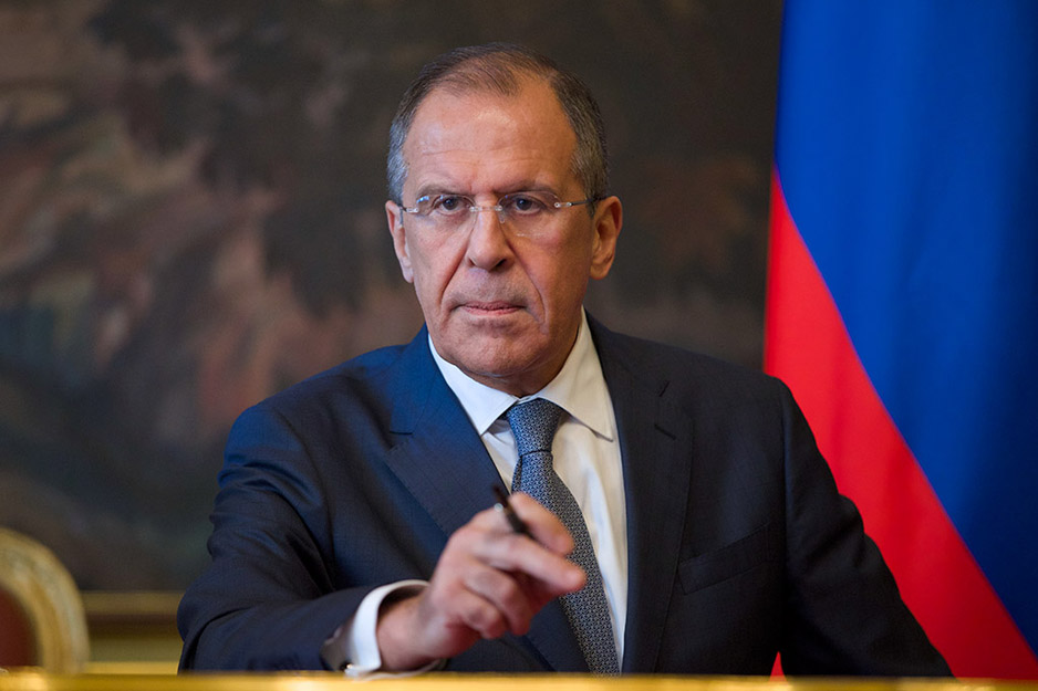 Сергей Лавров: цель западных санкций — заставить Россию принять позицию Запада