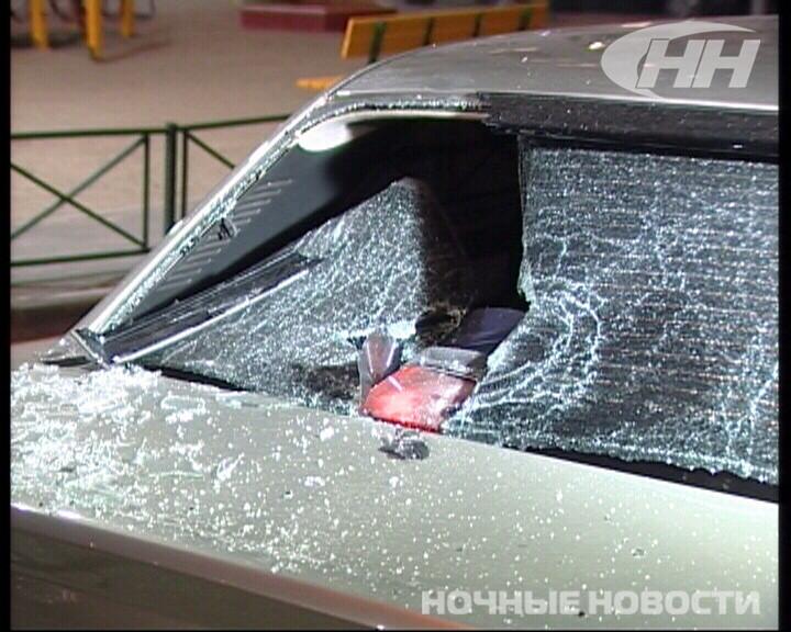 В Краснолесье с балкона многоэтажки выпало окно