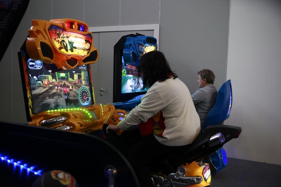В Нижнем Тагиле полицейские накрыли два игровых салона