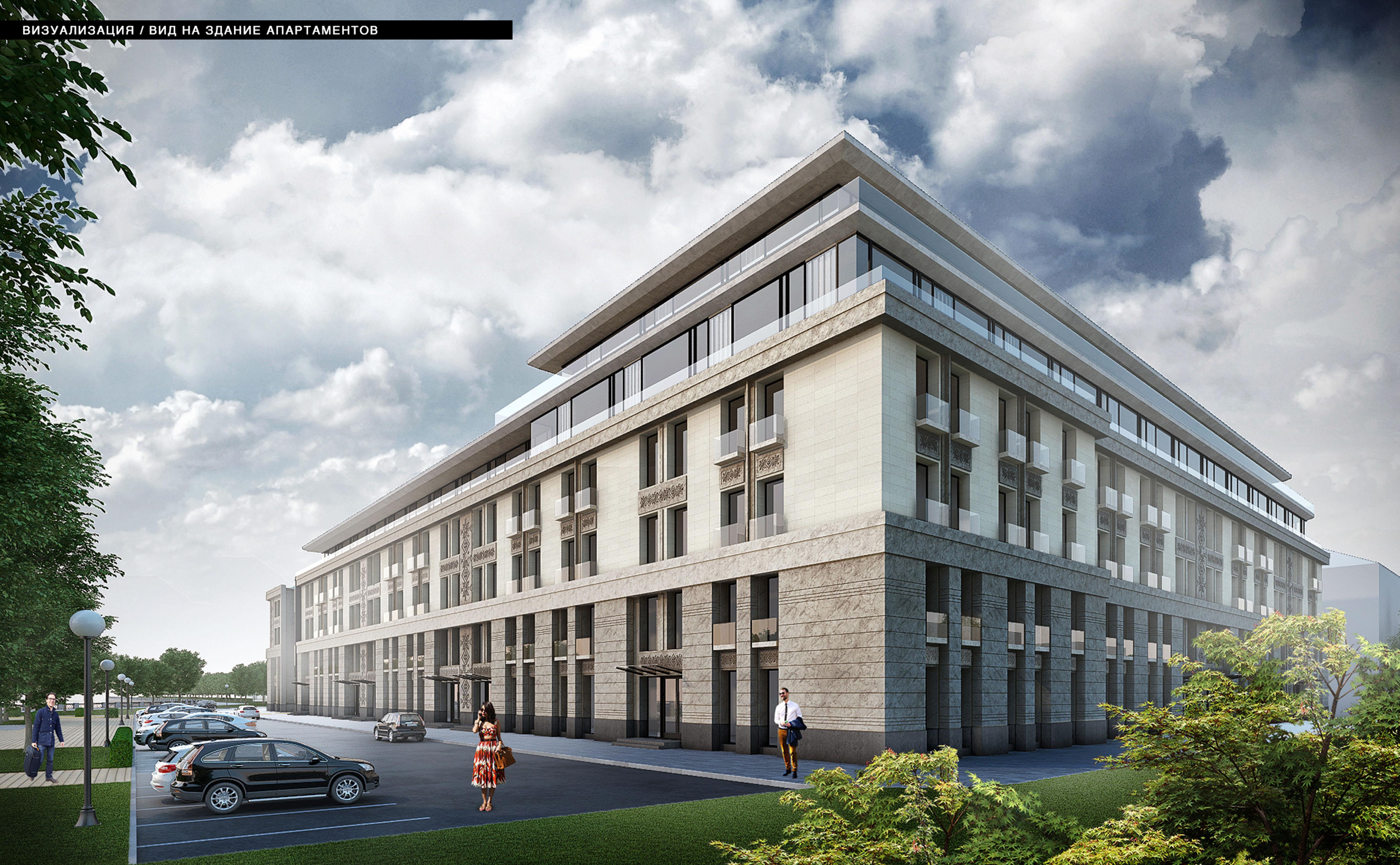 На месте Приборостроительного завода построят элитное жилье