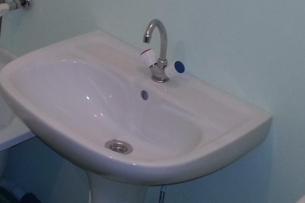 Специалисты восстановили водоснабжение на Мичурина