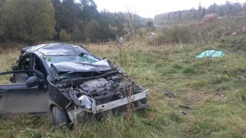 В аварии под Первоуральском погибли два служителя церкви