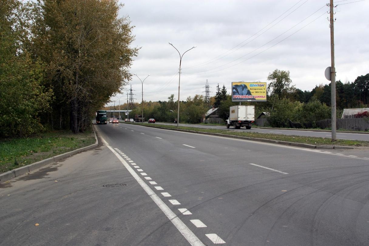 Переходы на федеральных трассах покрасят в желто-белый цвет