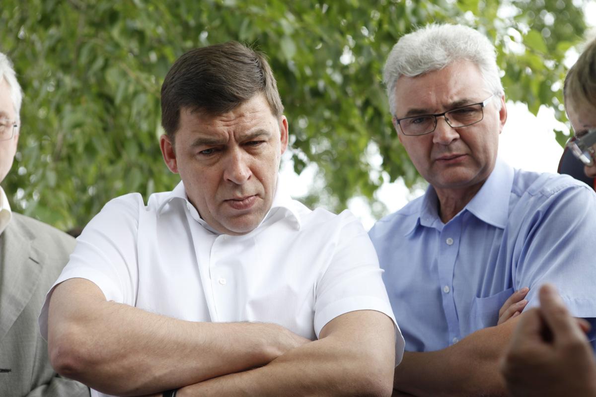 Губернатор одобрил новый вариант строительства развязки возле ЕКАД