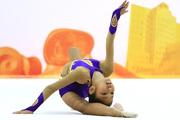 Гимнасты со всей России приедут в Екатеринбург на соревнования
