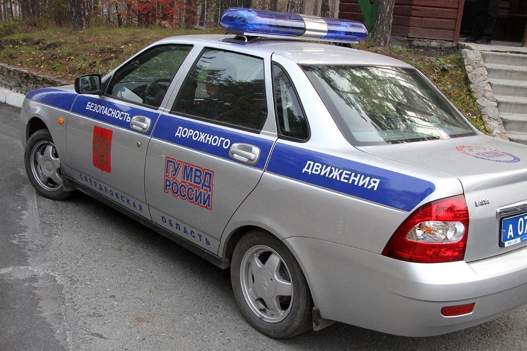 Екатеринбургский полицейский спровоцировал массовое ДТП в Верхней Пышме