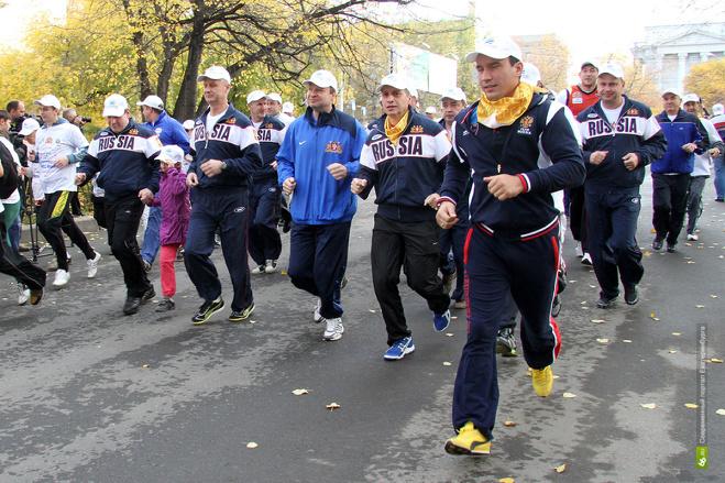 «Кросс наций» в Екатеринбурге побегут 40 тысяч человек